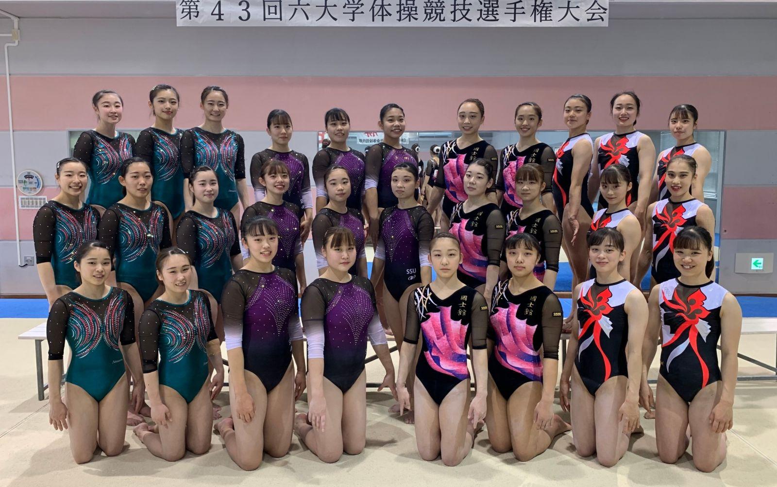 体操女子、六大学選手権を開催/本学は2位 | 仙台大学